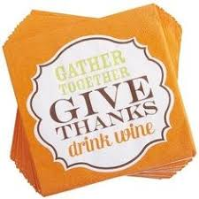 thanksgiving cocktail napkins search cocktail