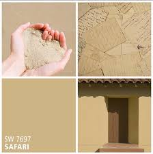 sherwin williams neutral paint color safari sw 7697 a year