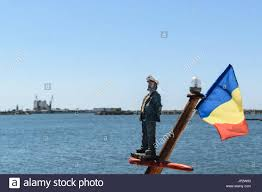 Blue Yellow And Black Flag Romanian Flag Stock Photos U0026 Romanian Flag Stock Images Alamy
