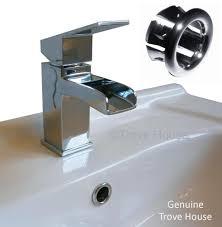 bathroom sink overflow drain cover hudson wallmount cast iron