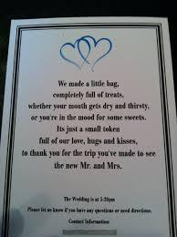 wedding guest bags gastgeschenke hochzeit 90 tolle ideen für gastgeschenke bei der