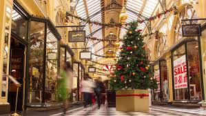 Christmas Decorations Shops In Melbourne by Melbourne Jan 6 Timelapse View Of A Melbourne Arcade Decorated