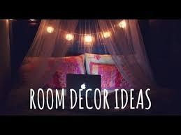 diy room decor ideas lighting wall