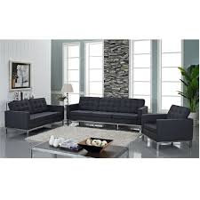 knoll florence sofa florence knoll style sofa couch wool