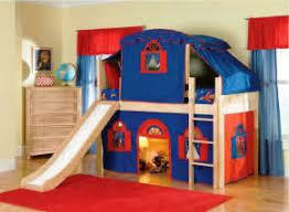 spider man bunk bed intersafe