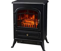 ideal electric fireplace heater wood stove free standing w