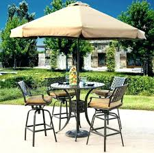 patio table with umbrella hole patio table umbrella hole insert patio table umbrella bistro table