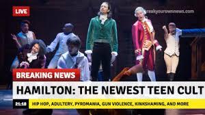 Breaking News Meme - hamilton hamilton the musical breaking news meme nataliedamiano