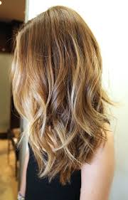 mid length hair cuts longer in front dirty blonde hair like the highlights in the front and some on