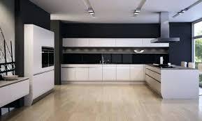 cuisine laque blanc cuisine blanche sans poignee cuisine blanche cuisine haut de gamme