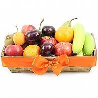 Easter Basket Delivery Easter Fruit Gift Baskets Delivery Uk Easter Fruit Hampers By Post
