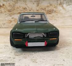 nissan skyline modified nissan skyline gt r hakosuka scaledworld