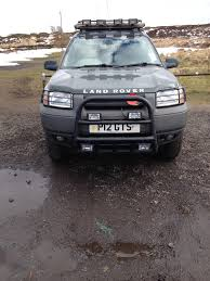 land rover 1999 freelander my l series freelander landy overlanding pinterest land