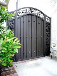 metal fence gate brandonemrich