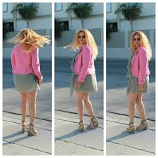 ootd army green pink u0026 leopard your style journey