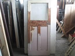 Craftsman 3 Panel Interior Door Concertina Door 1980h X 860w Rummages Co Nz