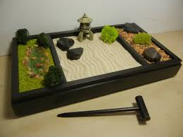 Diy Japanese Rock Garden 3 In 1 Medium Zen Garden Includes Sand Raking Landscape