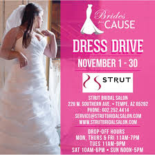 wedding dress donation wedding dress donation drive through november 30th