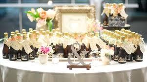 favors for weddings chagne bottle wedding favors lyfy me