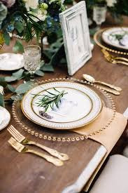 wedding plate settings wedding reception table settings for lovely best 25 wedding table