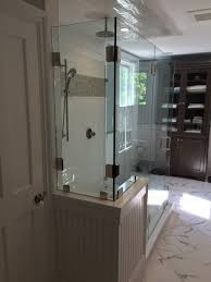 glass shower doors and enclosures glass tub enclosures