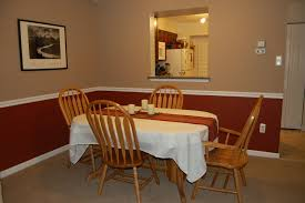 paint ideas for living room and kitchen kitchen living room decorate this kitchen chair rail paint color