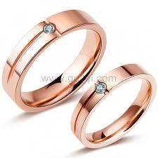 wedding ring malaysia gold plated matching wedding bands for two persons