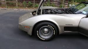 1982 corvettes for sale by owner 1982 chevrolet corvette collector edition for sale org 350 auto