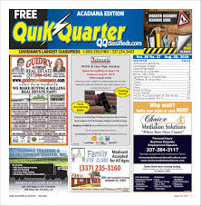 qq acadiana 08 25 2016 by part of the usa today network issuu