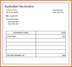 Sle Invoice For Independent Contractor by 6 Contractor Tax Invoice Template Invoice Template