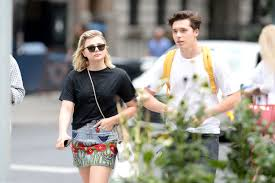 justin bieber and chlo grace moretz dating what if brooklyn beckham and ex chloe grace moretz fuel dating rumours after