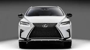 lexus jeep 2016 2016 lexus rx revealed in new york