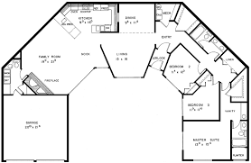 Echo Glen Bungalow Home Plan by 2 Bedroom U Shaped Floor Plans With Courtyard Carnaby Creek
