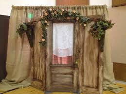 wedding backdrop rustic 50 best arches images on outdoor wedding backdrops