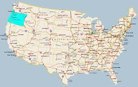 Google Map Portland Oregon by Google Map Of The City Of Portland Oregon Usa Nations Online Us