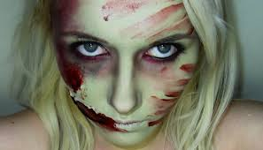 halloween tutorials zombie princess youtube