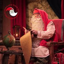 santa claus picture santa claus office arctic circle rovaniemi official site of