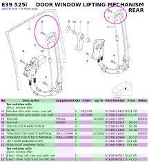 was loctite now it u0027s how not to fix a bmw e39 window regulator