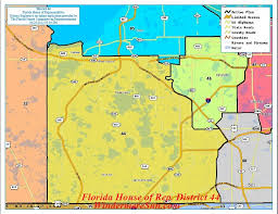 Florida House Districts Map Special Election For Florida House Of Representatives Disctrict 44