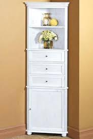 corner storage cabinet exquisite ideas white corner cabinet