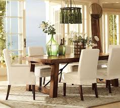 6pc dining table and chair set pottery barn dining room paint