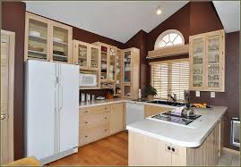 kitchen elegant whitewash kitchen cabinets for your kitchen