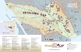 Paso Robles Winery Map 2015 July Steve Heimoff Blog