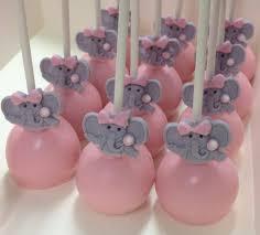 pink elephant baby shower pop paisley baby shower pinterest