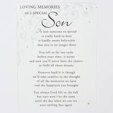 memorial card memorial card special only 99p