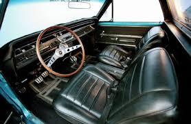 El Camino Interior Parts 1966 Chevrolet El Camino The Ss That Never Was