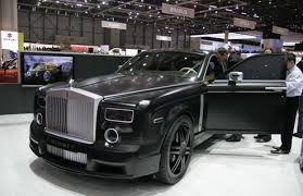 Most Comfortable Saloon Car Rolls Royce Phantom The Most Expensive Cars In The World