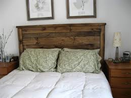 Cheap Queen Bed Frames And Headboards Bedroom Rustic Wood Bed Frame Rustic Home Decor Ideas Rustic