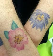 small yellow daisy tattoo for wrist small daisy tattoos on wrist