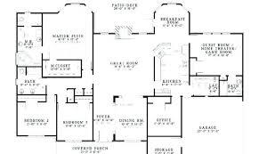 house plans 1 story single story house plans pirateflix info